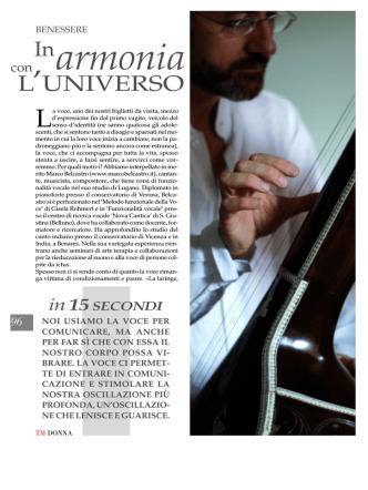 armonia - Marco Belcastro