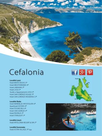Catalogo Cefalonia
