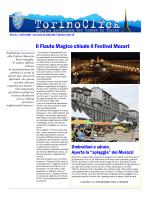 Il Flauto Magico chiude il Festival Mozart