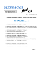 MessaggiWeek11