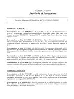 elenco - Provincia di Pordenone
