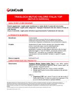 TRASLOCA MUTUO VALORE ITALIA TOP