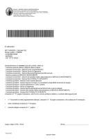 Contratto - Banca Monte dei Paschi di Siena