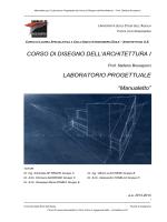 MANUALETTO 2013_2014 - Facoltà di Ingegneria