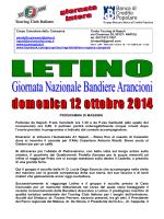 PROGRAMMA DI MASSIMA Partenza da Napoli: P.zza Vanvitelli ore
