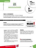 testing 2015 - Istituto Italiano Imballaggio