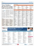 Ad assistere alla rassegna fiscale oltre 110 sedi in tutta Italia