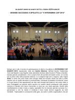 SPOLETO (PG) Karate V INTERAMNA