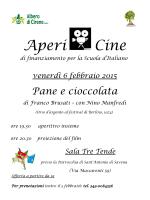 locandina - Albero di Cirene