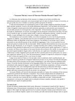 La relazione del vescovo Nazzareno Marconi