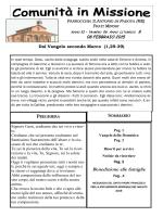 08 Febbraio 2015 - Parrocchia s. Antonio di Padova