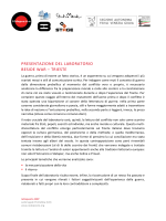 presentazione del laboratorio beside war – trieste