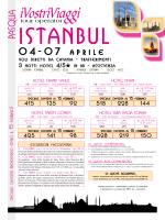 istanbul pasqua € 415,00