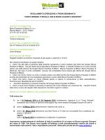 Page 1 REGOLAMENTO OPERAZIONE A PREMI DENOMINATA