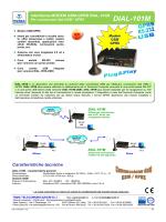 DIAL-101M - Tema Telecomunicazioni