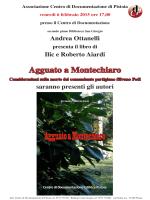 Agguato a Montechiaro - Centro documentazione Pistoia