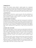 I PROGETTI - Home - Istituto San Giuseppe Lugo
