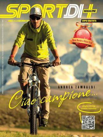 ANDREA ZAMBALDI - Sportdi+ magazine Verona