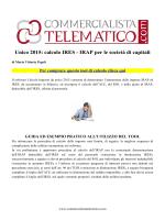 Presentazione - Il Commercialista Telematico