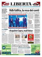 L «Acquisto Copra,mail falsa