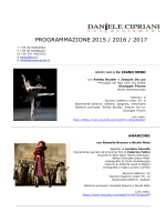 nuove proposte 2015 / 2017 - Daniele Cipriani Entertainment