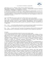 Ordinanza Tribunale Brescia, est. Cassia, 7.10.2014