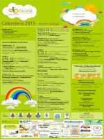 Calendario 2015 -Incontri Gratuiti -