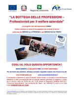 La bottega delle professioni - Azienda Speciale Consortile