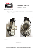 Regolamento Rotax 2015