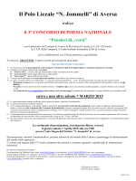cliccare qui - Liceo Statale N. Jommelli