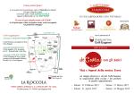 Menù della Serata - Strada del Vino Colli Euganei