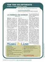 """Tam Tam Volontariato"" n. 385 del 19/02/2015"