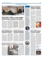 Gazzetta 17 2 2015 - delibere di giunta comune di cosenza