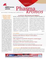 Sistema immunitario in tilt per 5 mila italiani Aifa