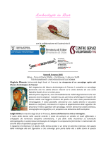 Archeologia in Rosa 2015