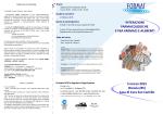 5 marzo 2015 Brescia (BS) Casa di Cura San Camillo INTERAZIONI