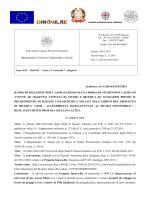 Bando - Agraria - Università degli Studi di Sassari