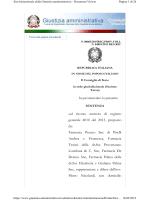 pdf La sentenza del Consiglio di Stato n. 603/2015 - Enti Locali