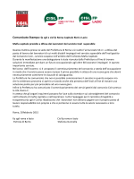 Comunicato Stampa INAIL SuperAbile presidio in Prefettura