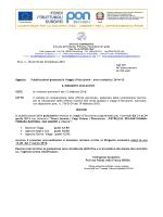 Prot n 732-B39 del 20-02-2015 - Istituto Comprensivo San Pio da