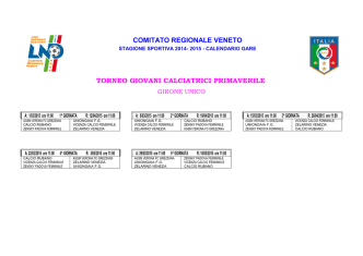 Alleg.Com_64 Calendario Torneo Giovani Calciatrici