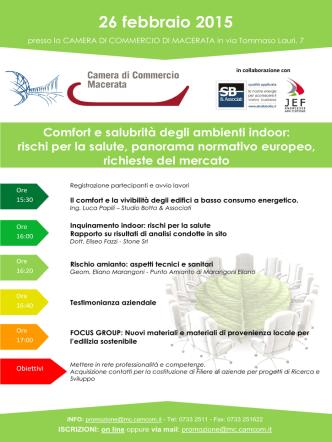 Camera Commercio Macerata - 26/02/2014
