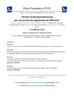 "Programma - ISIS ""Vincenzo Manzini"""