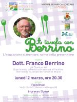 Dott. Franco Berrino