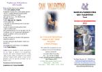 Benedizione delle famiglie - San Valentino Terni Basilica