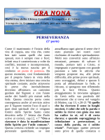 ORA NONA - Chiesa Cristiana Evangelica Friulana Via Croazia 14/1