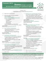 Consumi 2015 - CDV Conference Management