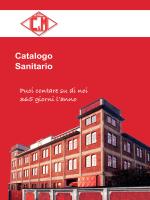 Scarica il catalogo Sanitario in PDF