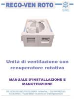 manuale d`installazione