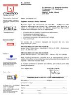 """""""Associazione Nazionale"""" NI 21/2015 Riunioni Sicilia Ai"""